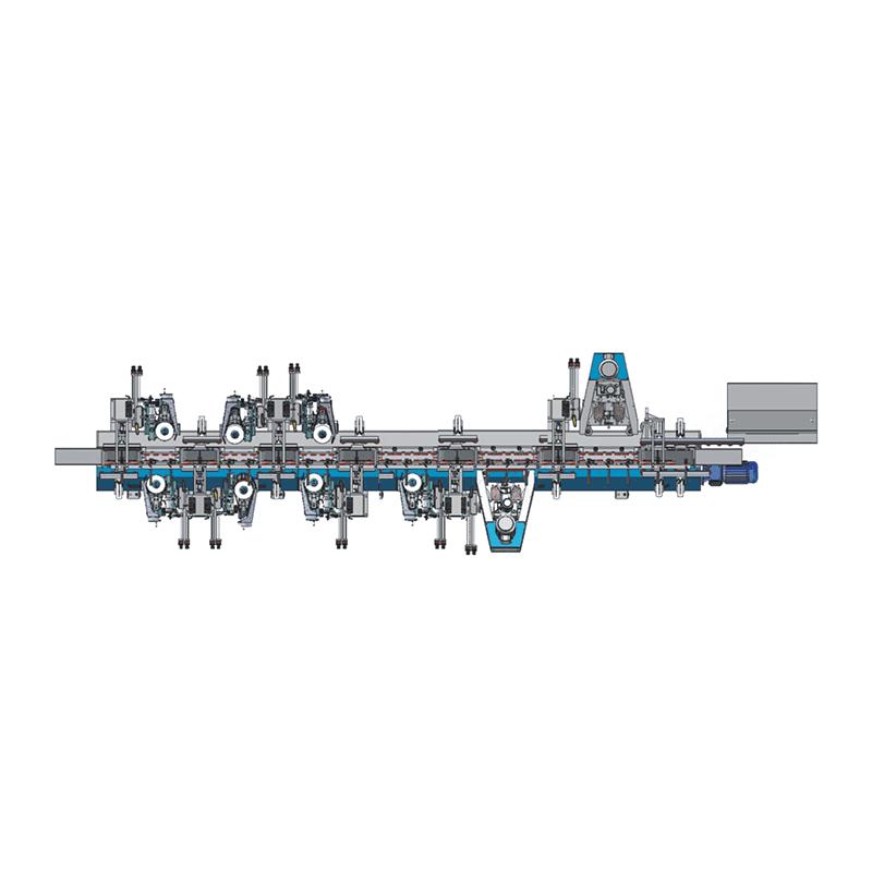 木线条砂光机  SLK-S2W7